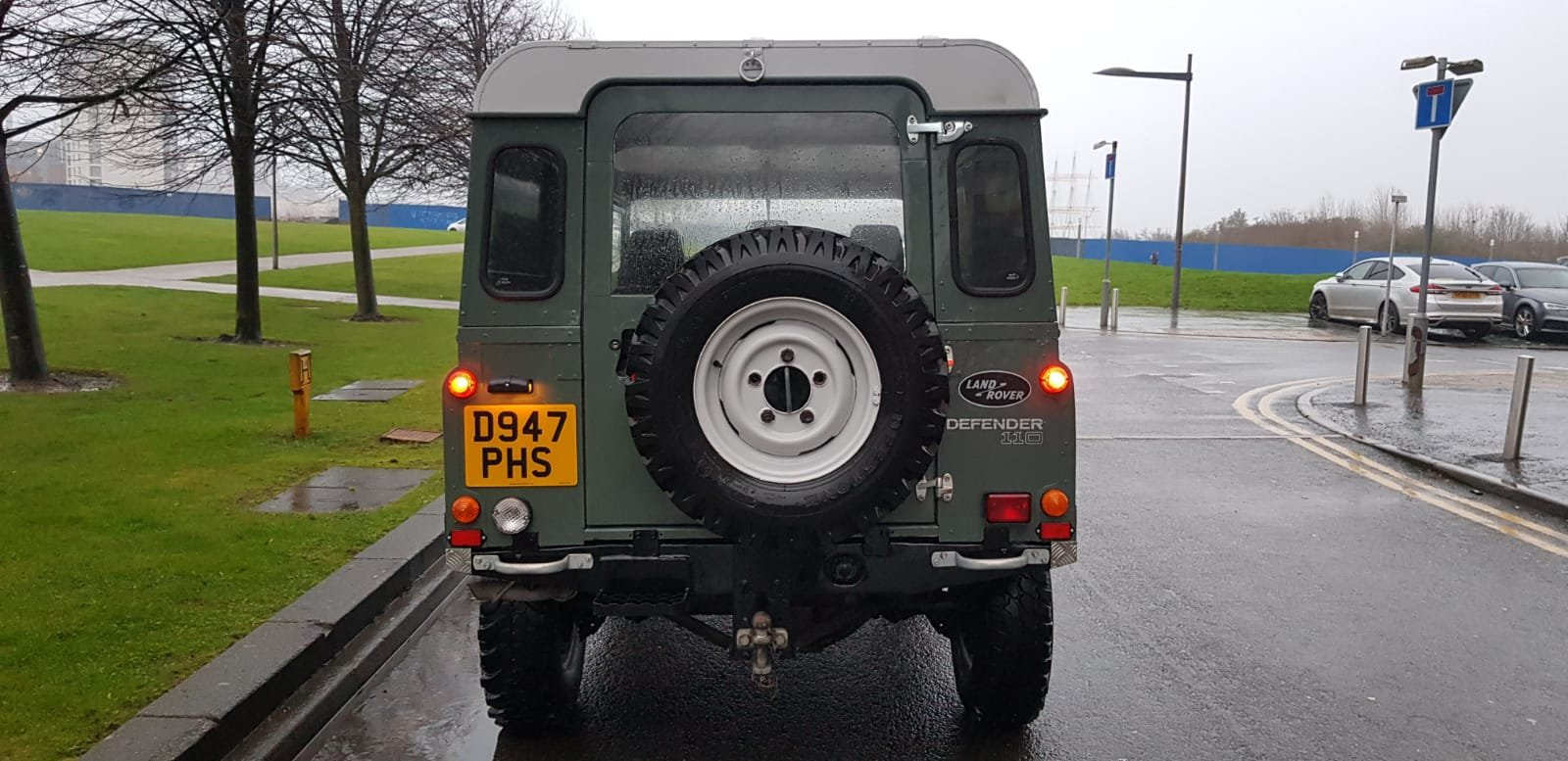 1986 Fully refurbished110 landrover For Sale (picture 11 of 12)