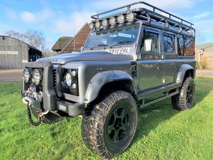 2012 Defender 110 22TDCi XS + massive spec £25k of extras