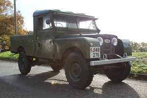 """Picture of Land Rover 109"""" 1958 - To be auctioned 26-03-21 For Sale by Auction"""