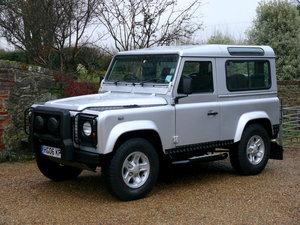 Picture of 2006 Land Rover Defender 90 Country Limited Edition For Sale