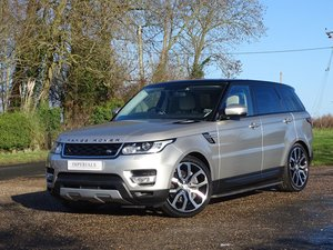 Picture of 2015 Land Rover RANGE ROVER SPORT For Sale