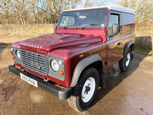 Picture of 2015 Defender 90 2.2TDCi hardtop just 10400m+winter pack For Sale