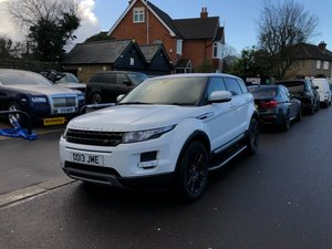 Picture of 2013 Land Rover RANGE ROVER EVOQUE For Sale