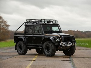 """Picture of 2010 Land Rover Defender SVX """"Spectre""""  For Sale by Auction"""