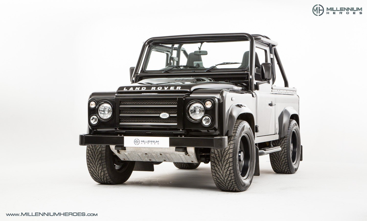 1984 LAND ROVER DEFENDER 90 For Sale (picture 3 of 5)