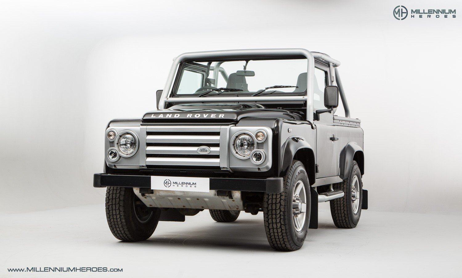 1984 LAND ROVER DEFENDER 90 For Sale (picture 4 of 5)