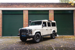 2009 Land Rover Defender 110 - LHD - 1 Owner - UK Registered