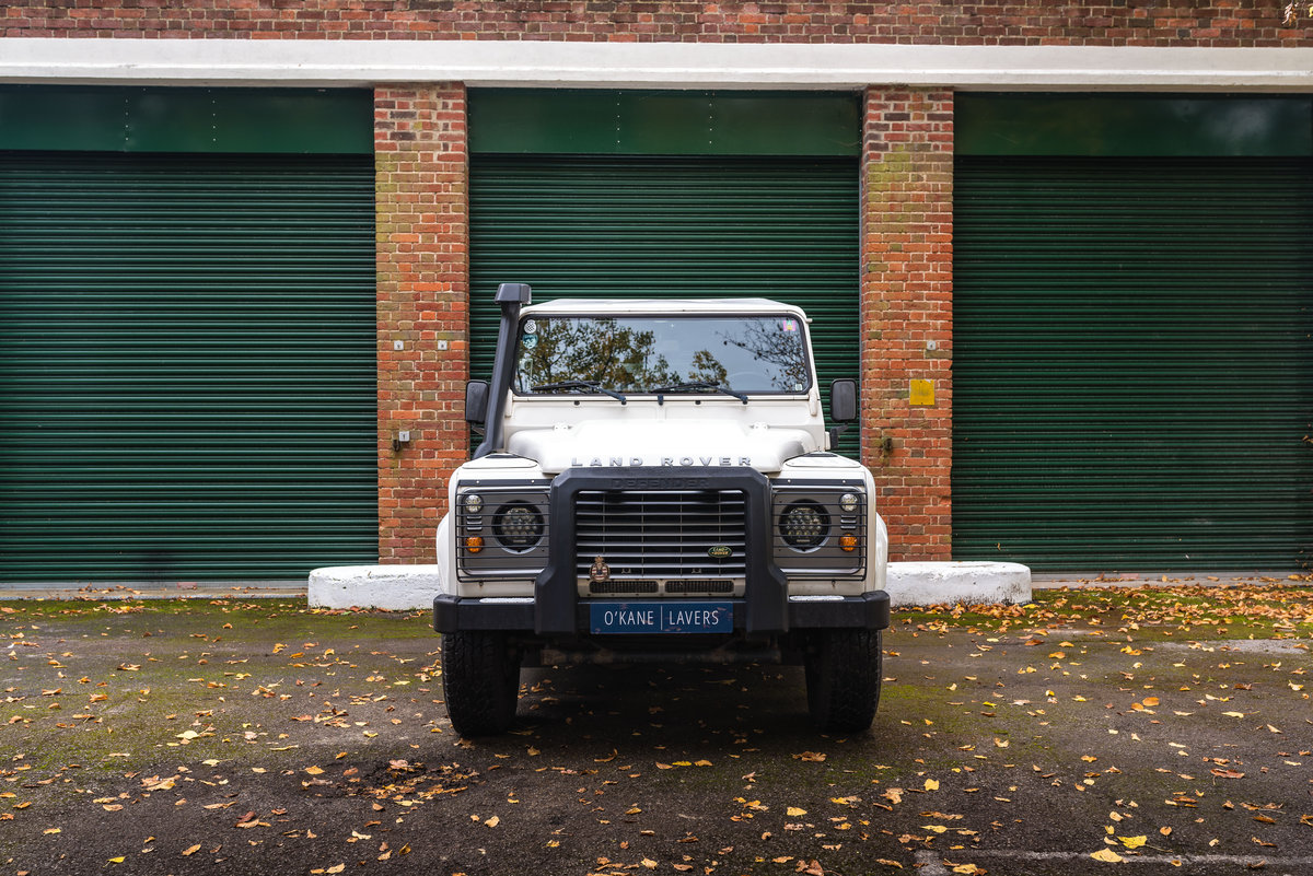 2009 Land Rover Defender 110 - LHD - 1 Owner - UK Registered For Sale (picture 2 of 12)