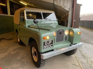 Picture of 1965 Land Rover® Series 2a RESERVED SOLD