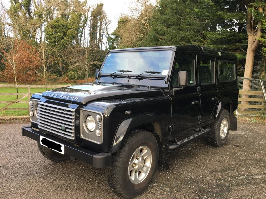 2010 Defender 110 Puma XS 13000 miles For Sale (picture 1 of 8)