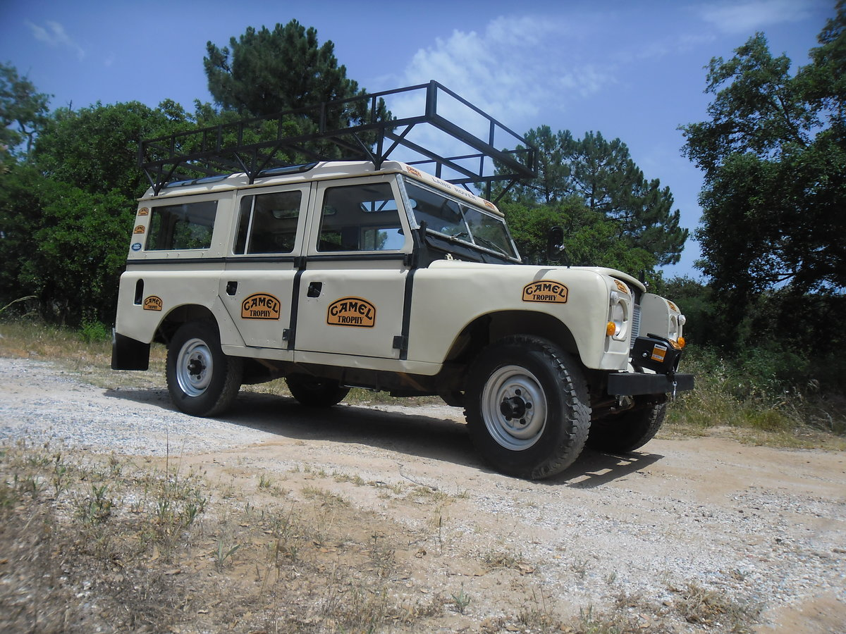 1981 Classic Land Rover  109  Series III   4 Doors For Sale (picture 8 of 12)