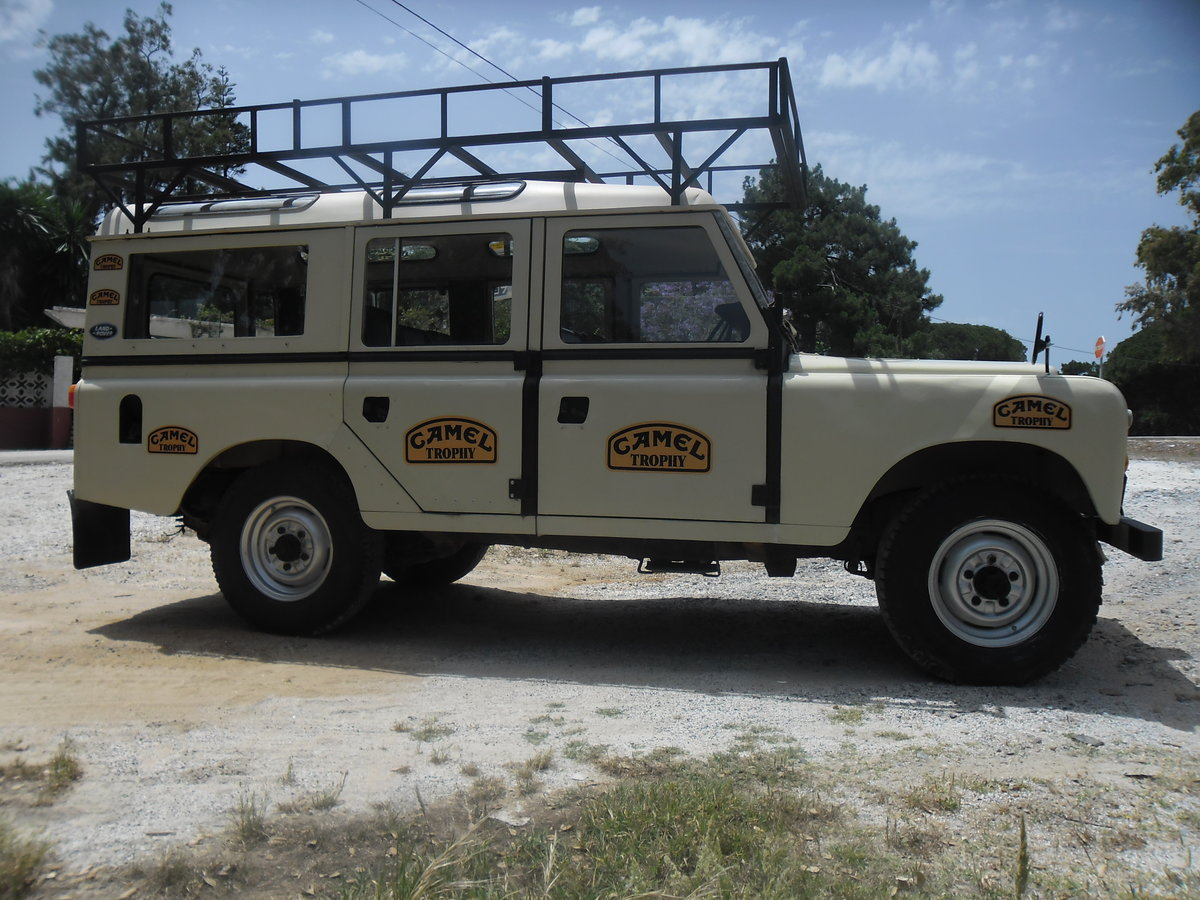 1981 Classic Land Rover  109  Series III   4 Doors For Sale (picture 11 of 12)
