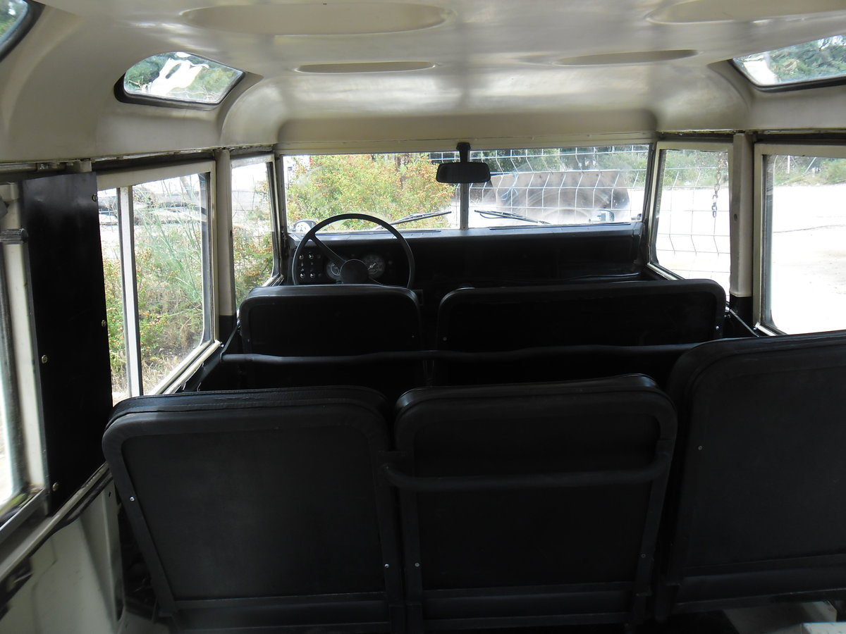1981 Classic Land Rover  109  Series III   4 Doors For Sale (picture 12 of 12)