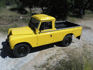 Picture of 1980 Classic Land Rover 109  Series III  Pickup For Sale