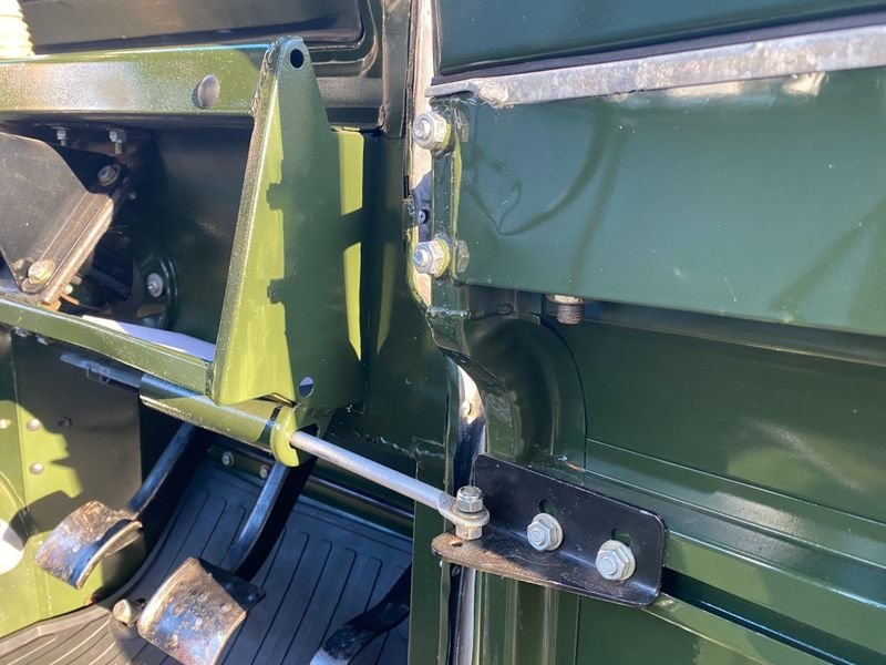 1965 Land Rover Series II a Mint Condition For Sale (picture 4 of 12)