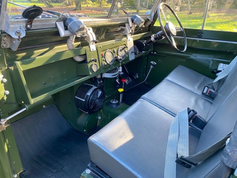 1965 Land Rover Series II a Mint Condition For Sale (picture 9 of 12)