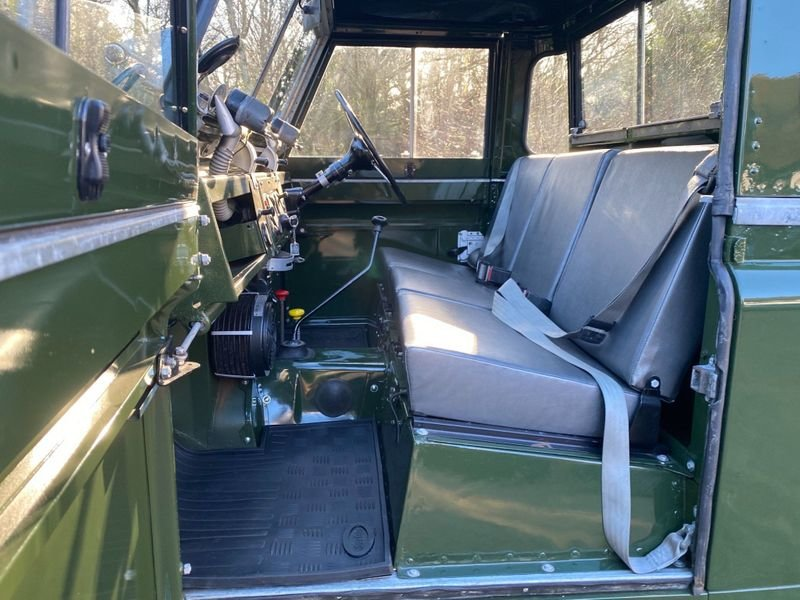 1965 Land Rover Series II a Mint Condition For Sale (picture 10 of 12)