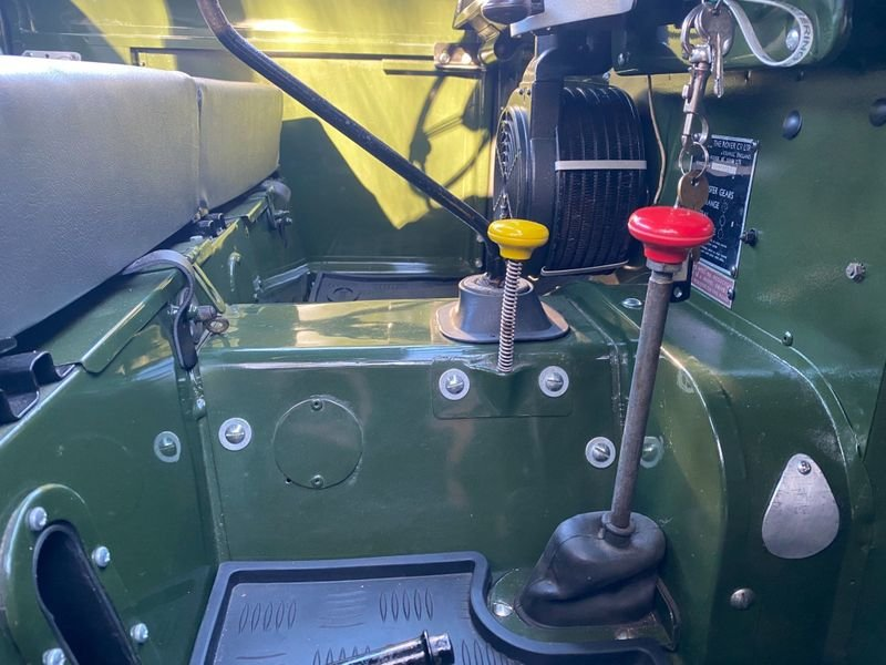 1965 Land Rover Series II a Mint Condition For Sale (picture 12 of 12)