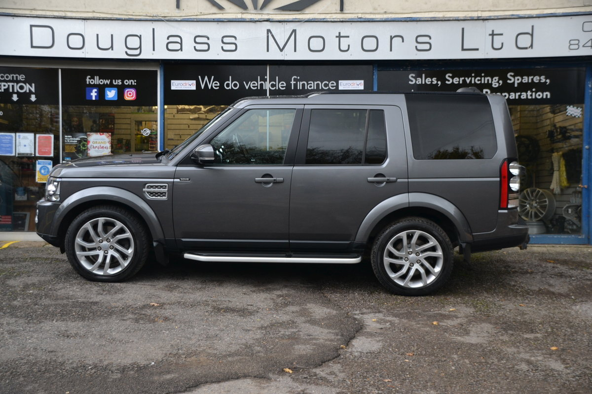 2015 Land Rover Discovery 4 3.0 SDV6 HSE For Sale (picture 3 of 12)