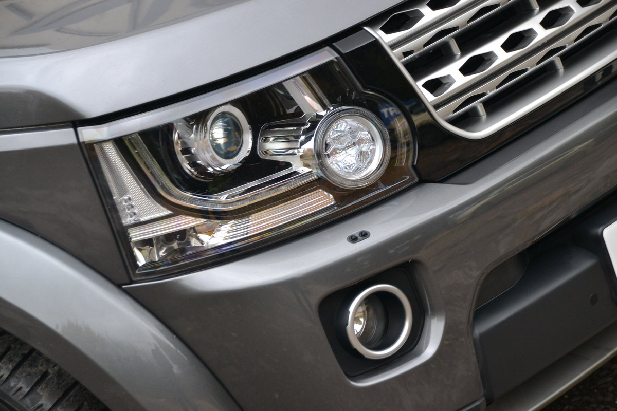2015 Land Rover Discovery 4 3.0 SDV6 HSE For Sale (picture 7 of 12)