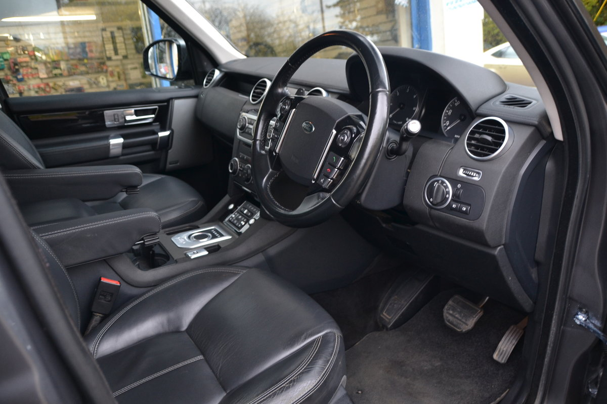 2015 Land Rover Discovery 4 3.0 SDV6 HSE For Sale (picture 8 of 12)