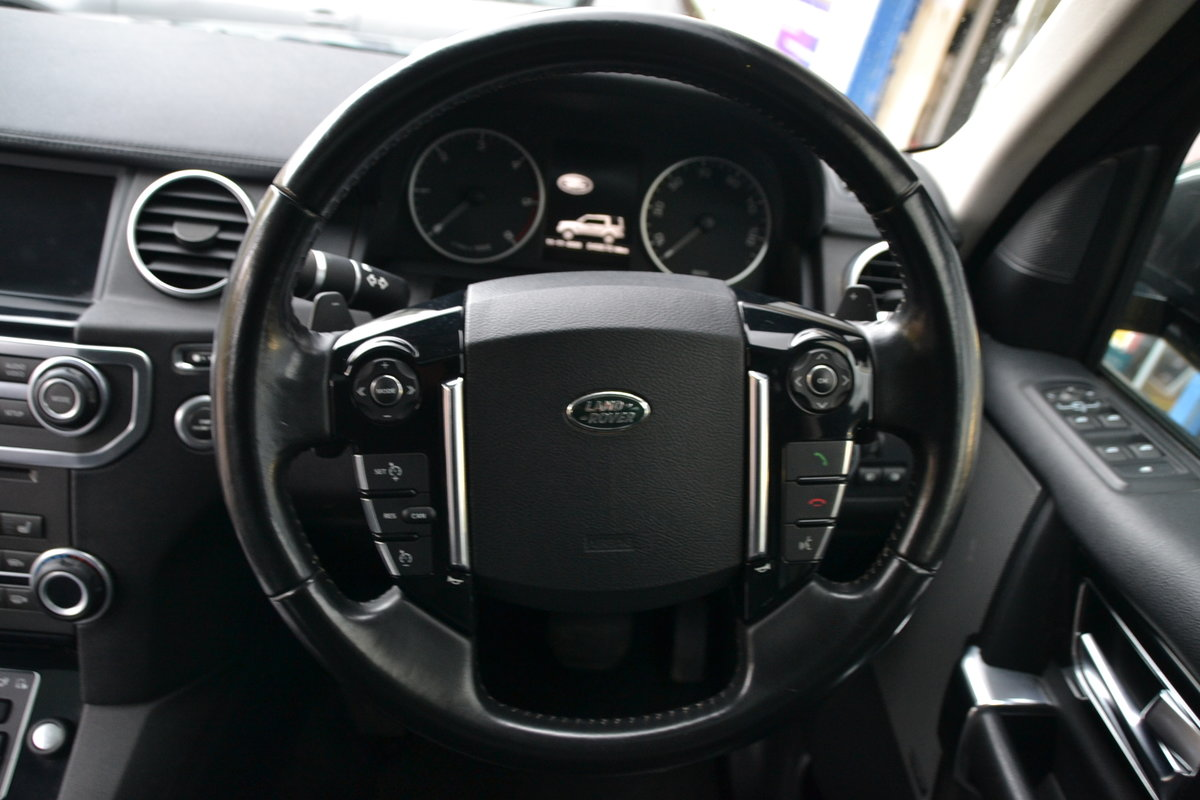 2015 Land Rover Discovery 4 3.0 SDV6 HSE For Sale (picture 11 of 12)