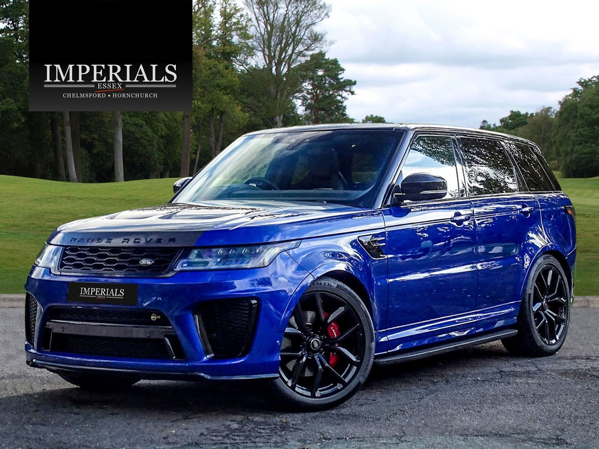 2020 Land Rover RANGE ROVER SPORT For Sale (picture 1 of 20)
