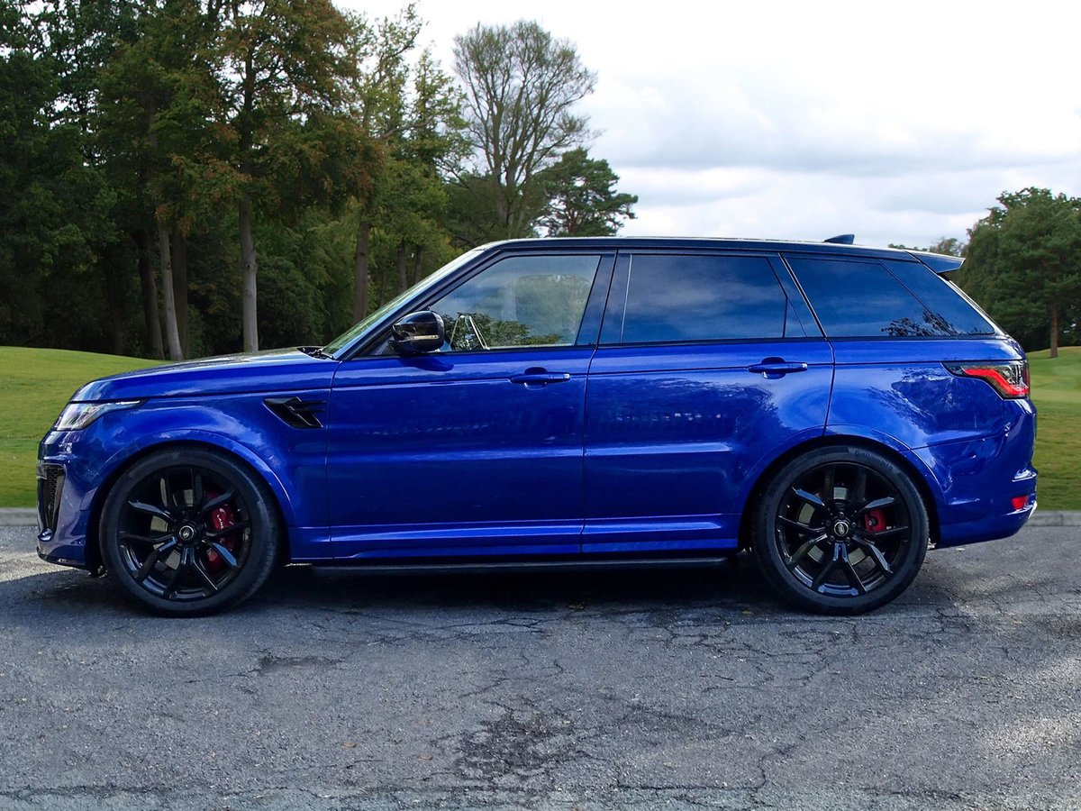 2020 Land Rover RANGE ROVER SPORT For Sale (picture 2 of 20)