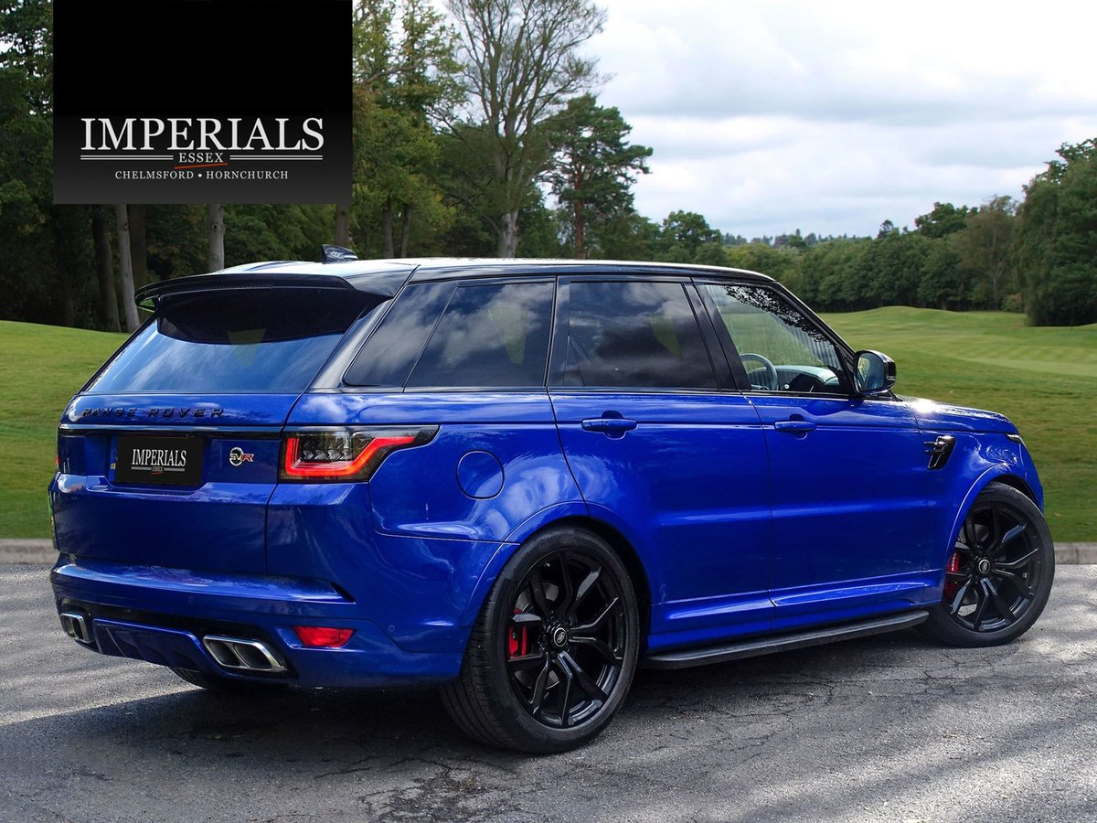 2020 Land Rover RANGE ROVER SPORT For Sale (picture 4 of 20)