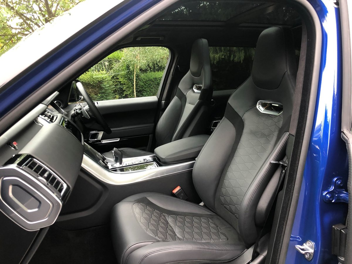 2020 Land Rover RANGE ROVER SPORT For Sale (picture 6 of 20)