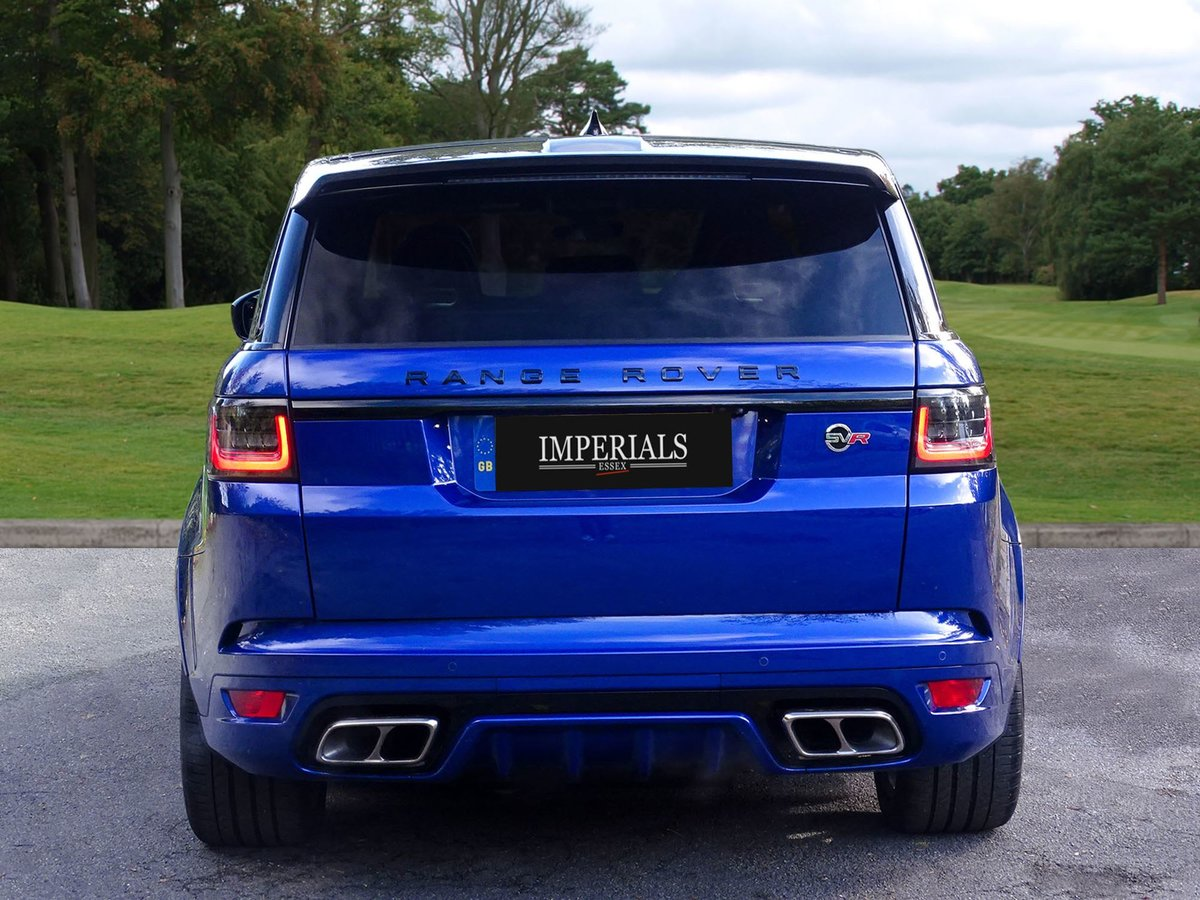 2020 Land Rover RANGE ROVER SPORT For Sale (picture 10 of 20)