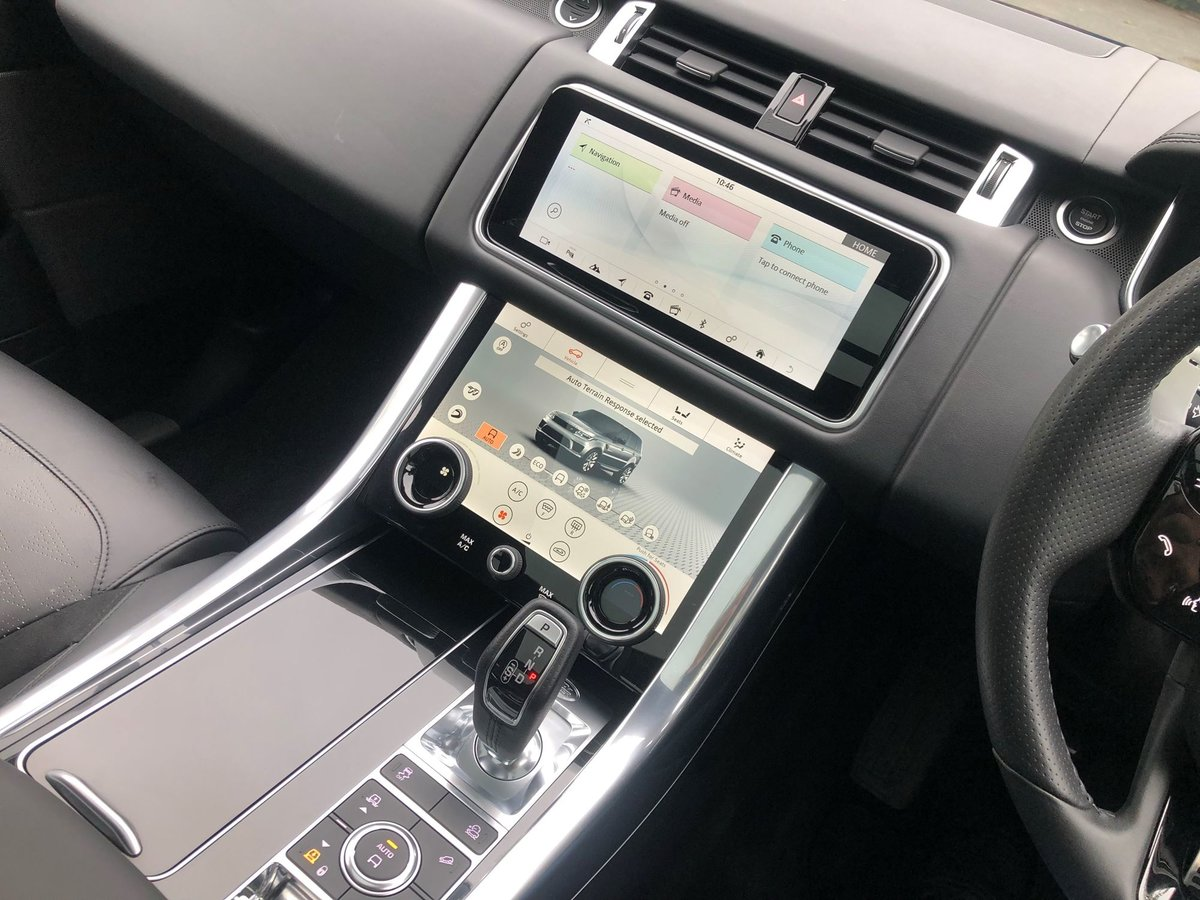 2020 Land Rover RANGE ROVER SPORT For Sale (picture 12 of 20)