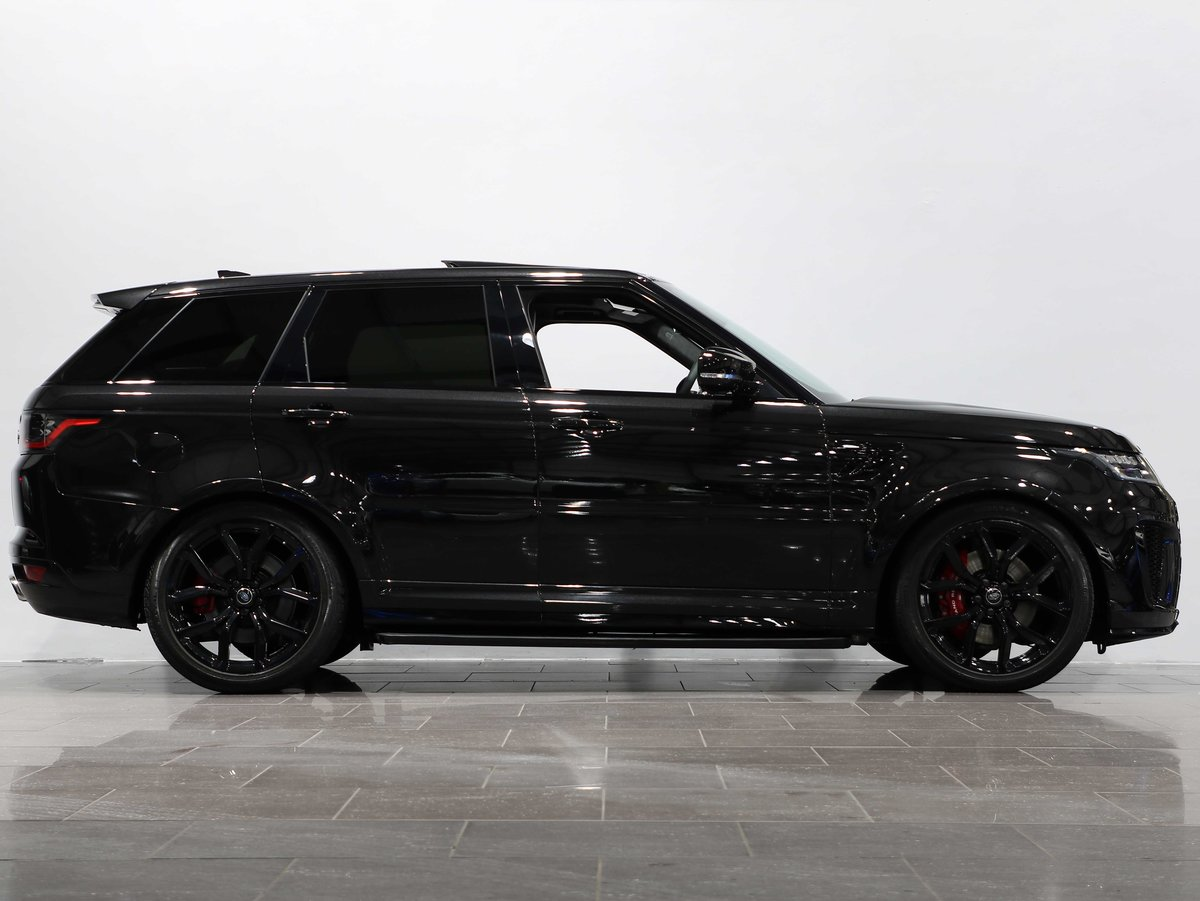 2020 20 20 RANGE ROVER SPORT SVR 5.0 SUPERCHARGED V8 AUTO For Sale (picture 2 of 12)