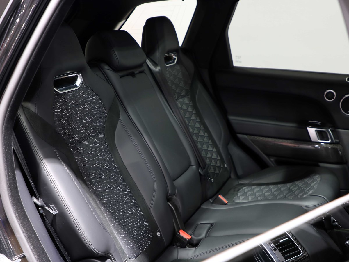 2020 20 20 RANGE ROVER SPORT SVR 5.0 SUPERCHARGED V8 AUTO For Sale (picture 9 of 12)