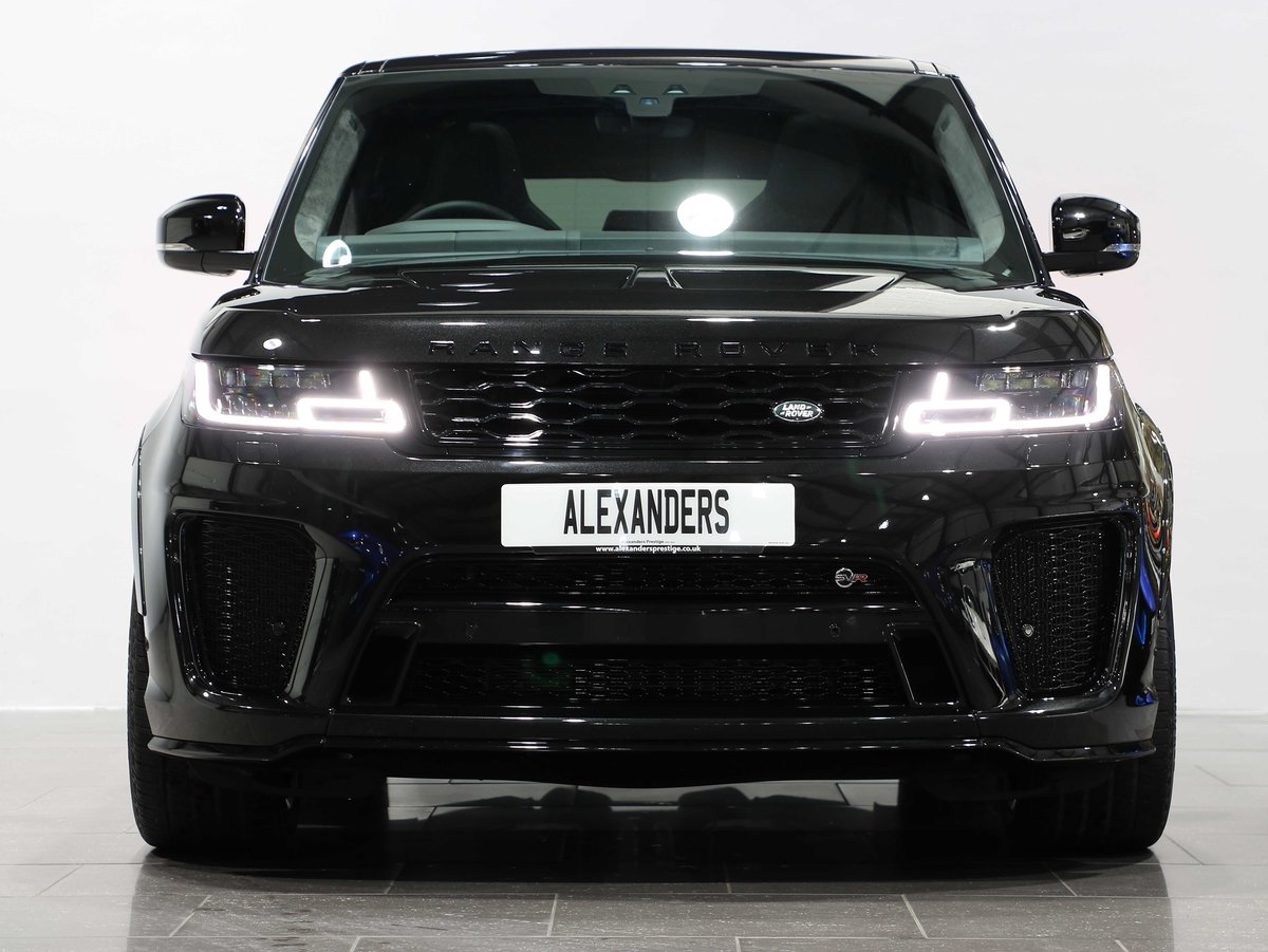 2020 20 20 RANGE ROVER SPORT SVR 5.0 SUPERCHARGED V8 AUTO For Sale (picture 10 of 12)