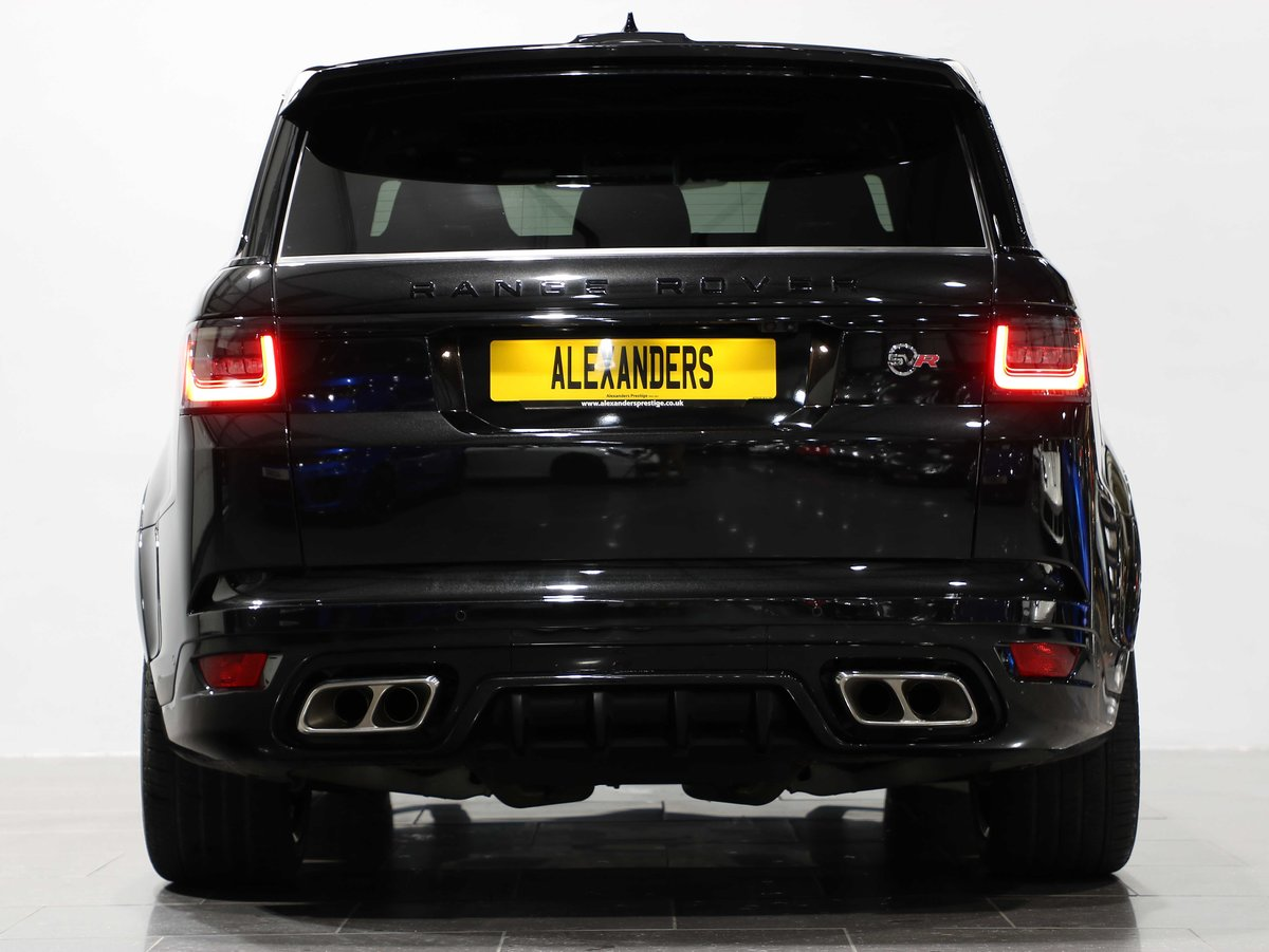 2020 20 20 RANGE ROVER SPORT SVR 5.0 SUPERCHARGED V8 AUTO For Sale (picture 12 of 12)