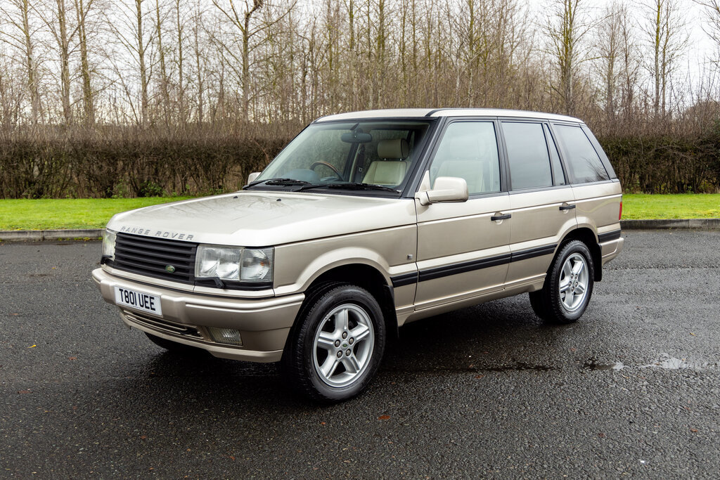 1999 Land Rover P38 For Sale (picture 1 of 7)