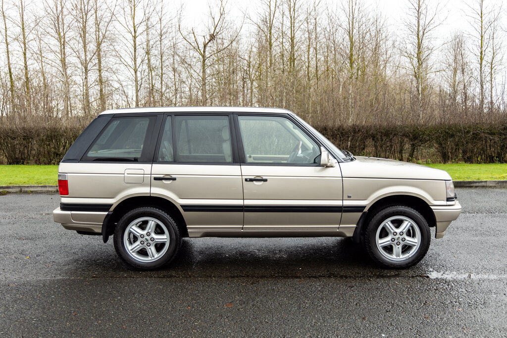 1999 Land Rover P38 For Sale (picture 2 of 7)