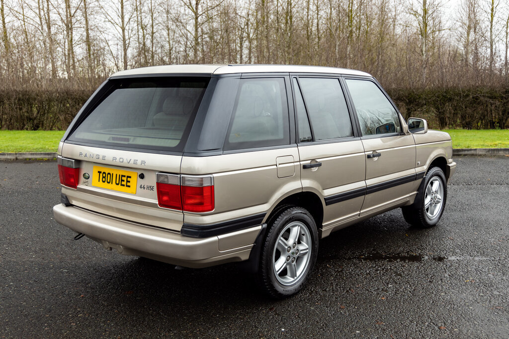 1999 Land Rover P38 For Sale (picture 3 of 7)