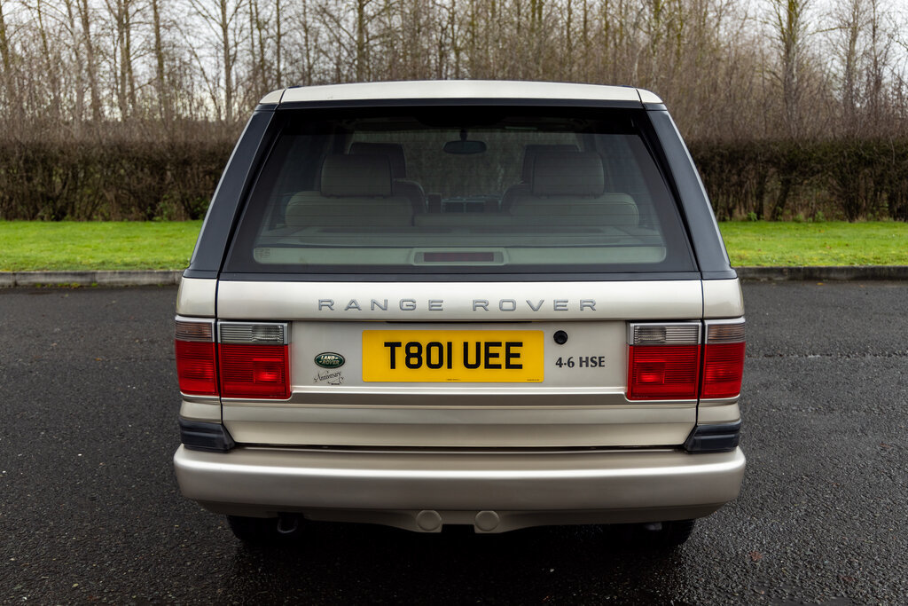 1999 Land Rover P38 For Sale (picture 7 of 7)