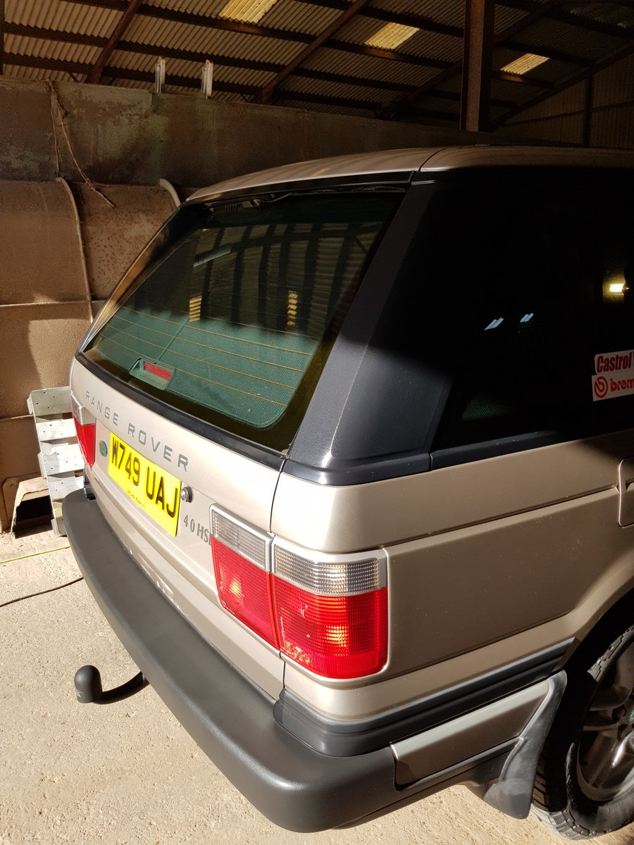 2000 Range Rover P38 4.0 HSE For Sale (picture 3 of 12)