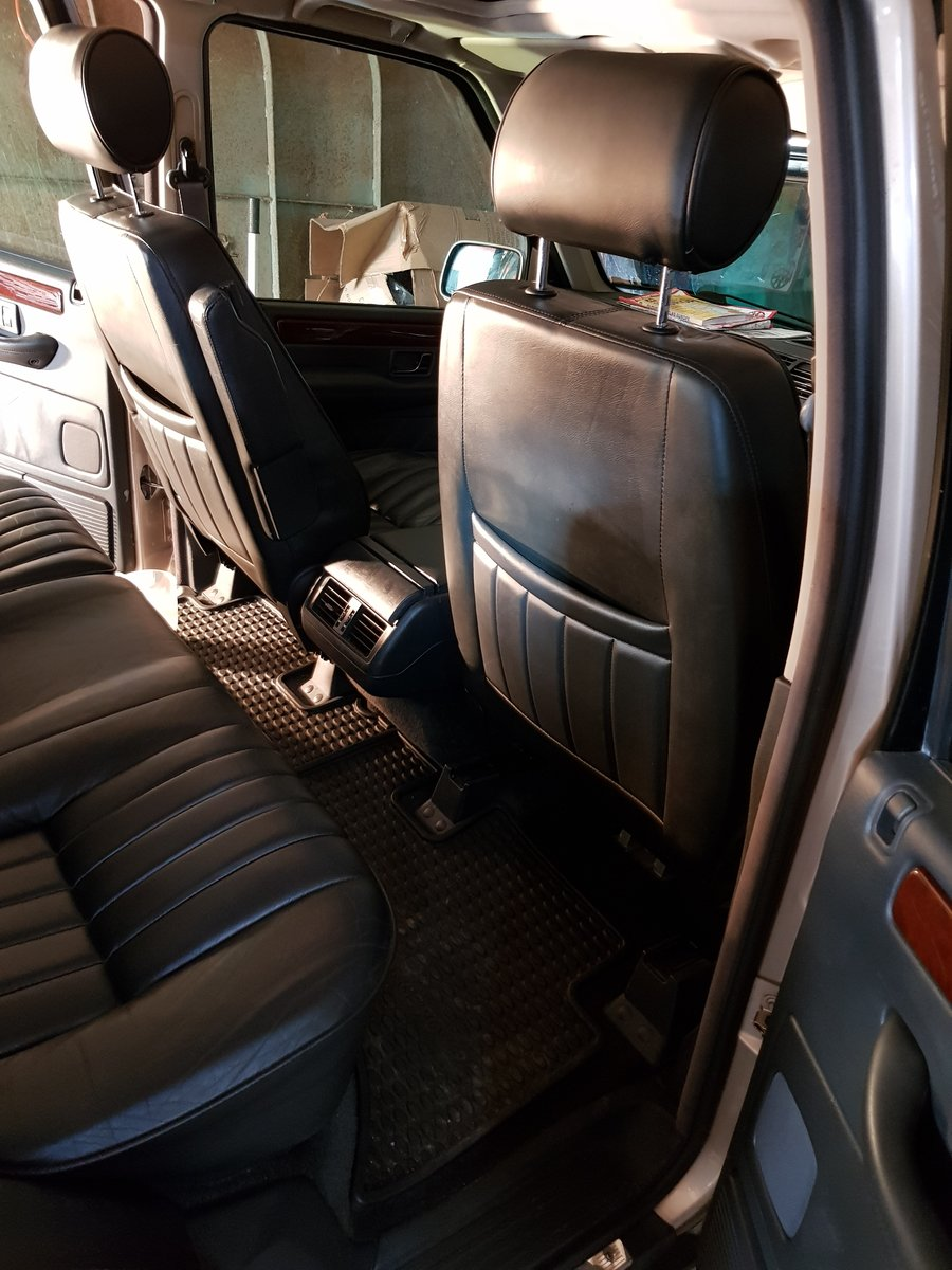 2000 Range Rover P38 4.0 HSE For Sale (picture 11 of 12)