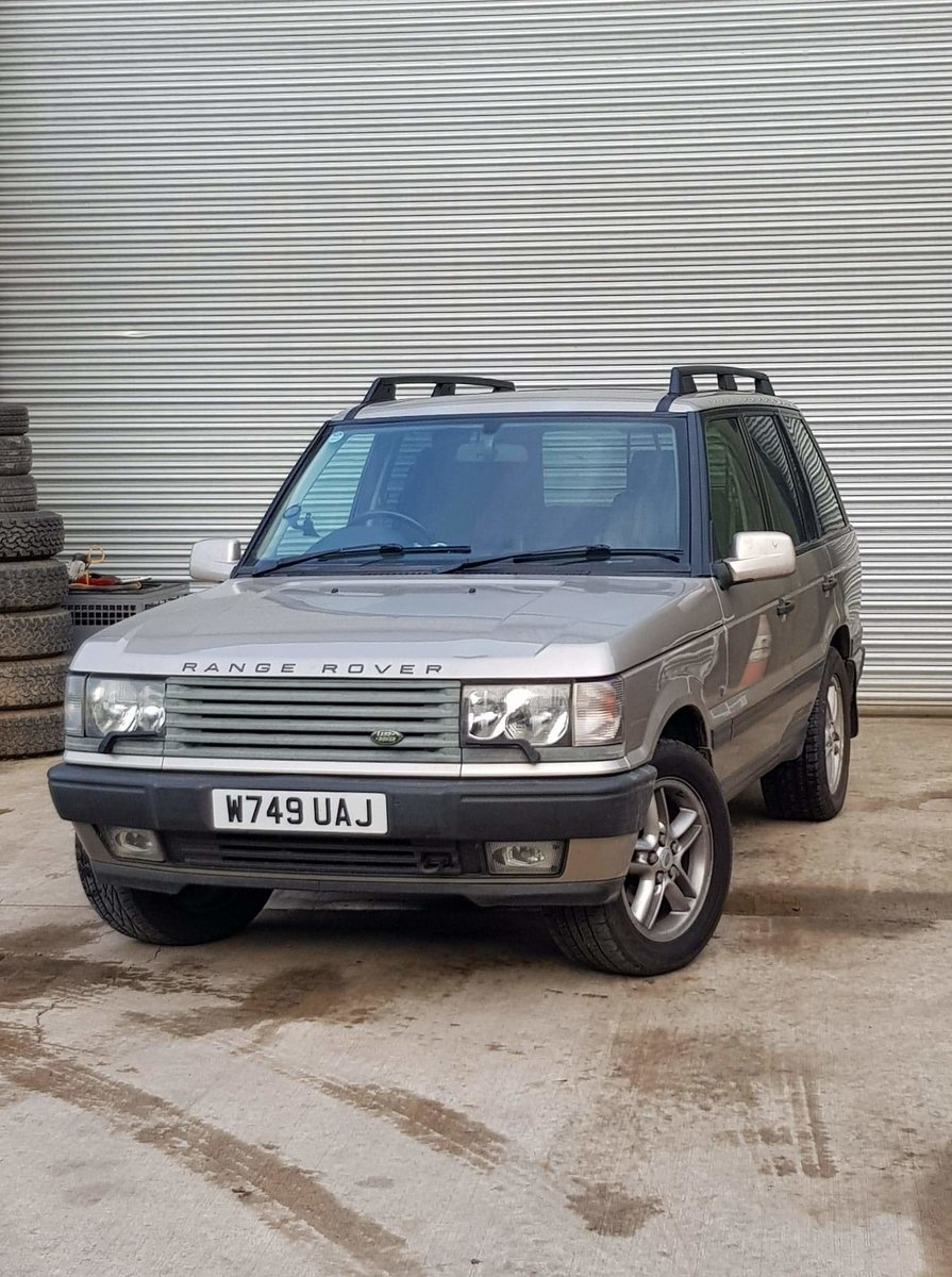 2000 Range Rover P38 4.0 HSE For Sale (picture 12 of 12)
