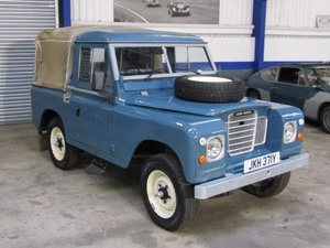 Picture of 1983 Land Rover 88 at ACA 13th and 14th February For Sale by Auction