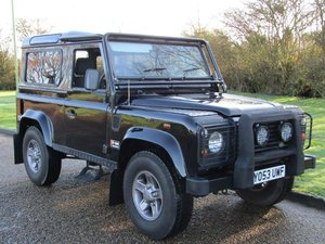 Picture of 2004 LandRover Defender 90 G4LE at ACA 13th and14th February For Sale by Auction