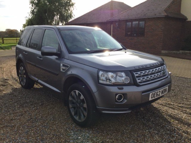 2013 Just 2 Owners Full Land Rover Service History For Sale (picture 7 of 12)