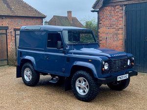 Picture of 2009 Land Rover Defender 90 County For Sale