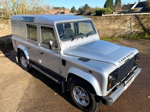Picture of 2009 Defender 110 TDCi County Utility Station Wagon long MOI SOLD