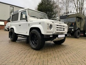 LAND ROVER DEFENDER 90 XS AUTOMATIC LEFT HAND DRIVE