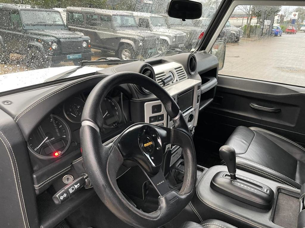 2013 LAND ROVER DEFENDER 90 XS AUTOMATIC LEFT HAND DRIVE For Sale (picture 4 of 7)